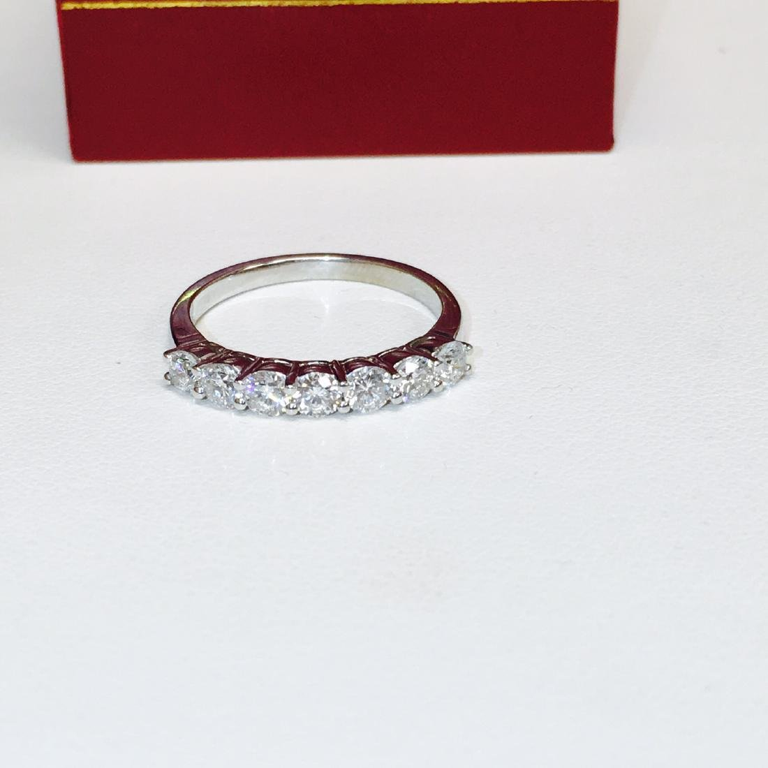 VVS Clarity and F Color Diamond Engagement Ring