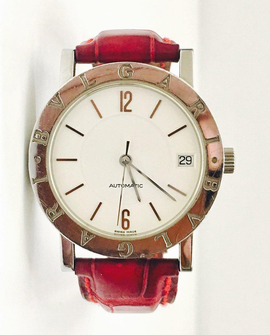 Beautiful Bulgari Automatic Swiss Made Watch