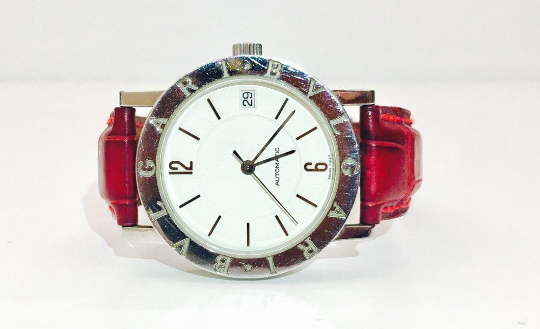 Beautiful Bulgari Automatic Swiss Made Watch - 3