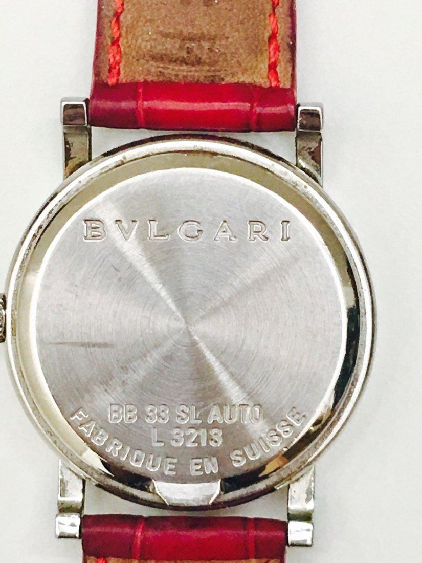 Beautiful Bulgari Automatic Swiss Made Watch - 5