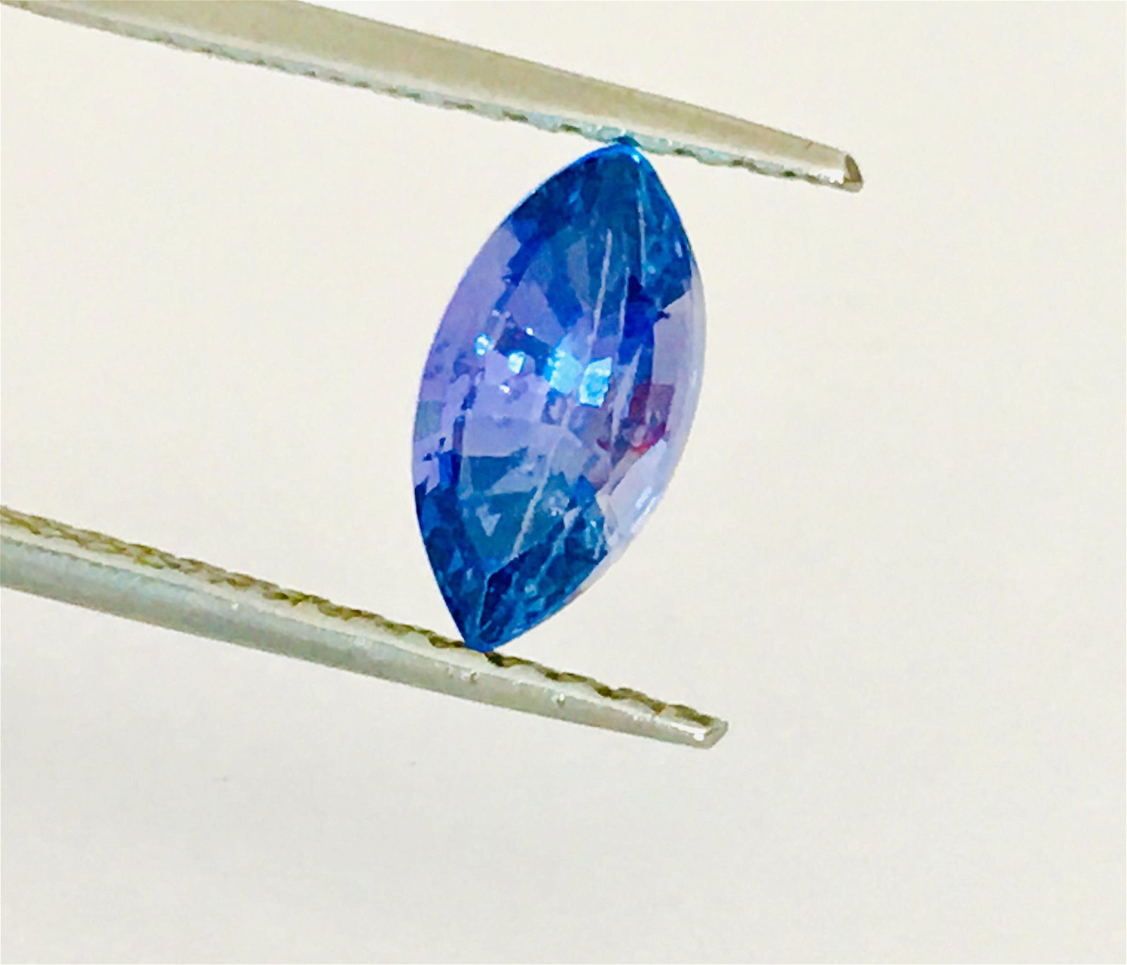 100% Natural AAA 1.25 Carat Loose Tanzanite Gemstone