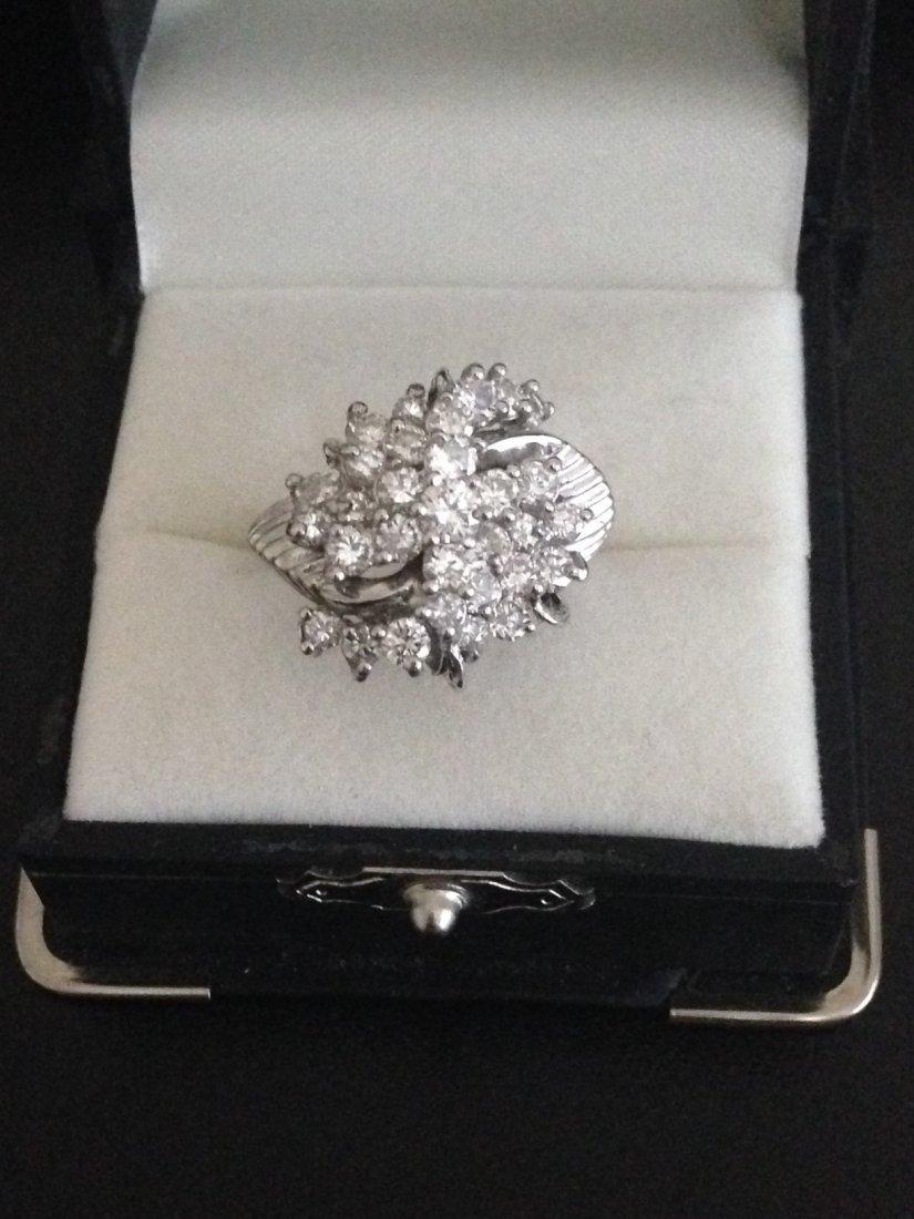 2.6 CT Custom Diamond Ring