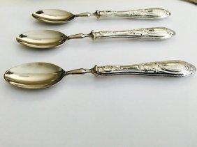 Soligen Silver Cutlery **rare**