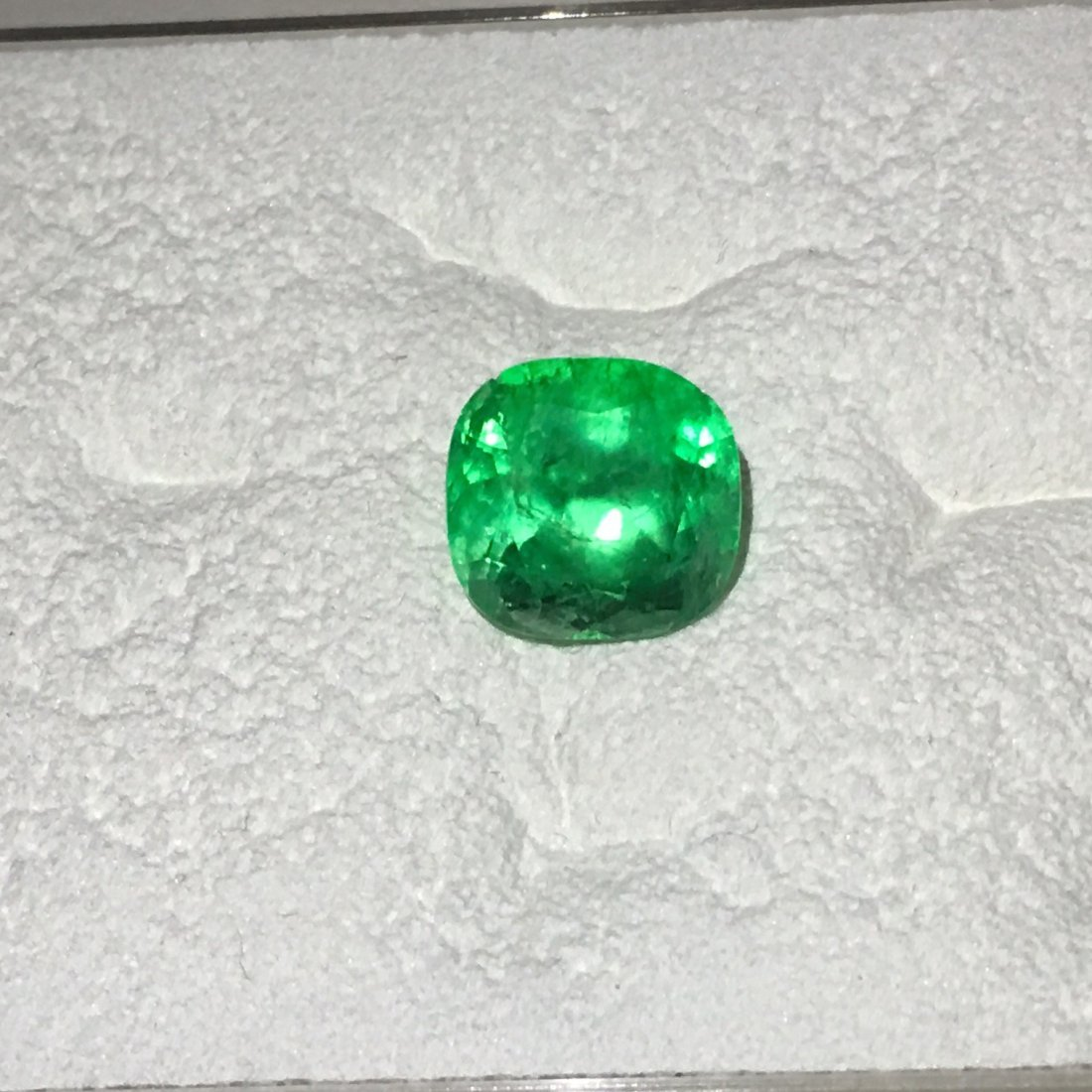 8.9ct Oval cut Colombian Emerald