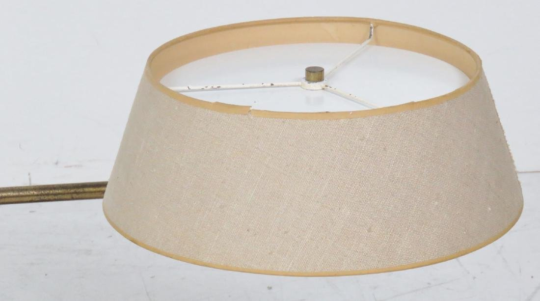 NESSEN BRASS SWIVEL TABLE LAMP - 2