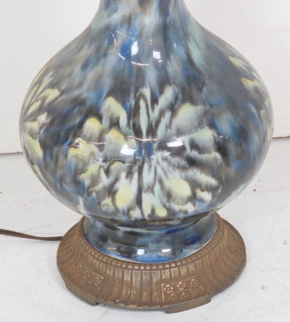 Pair MODERN DESIGN TABLE LAMPS - 3