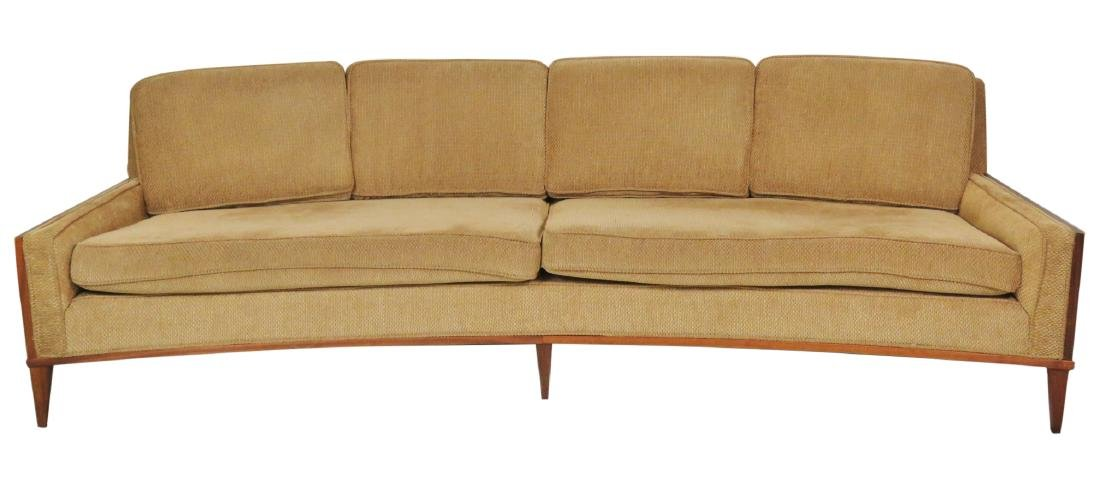 PAUL MCCOBB UPHOLSTERED SOFA