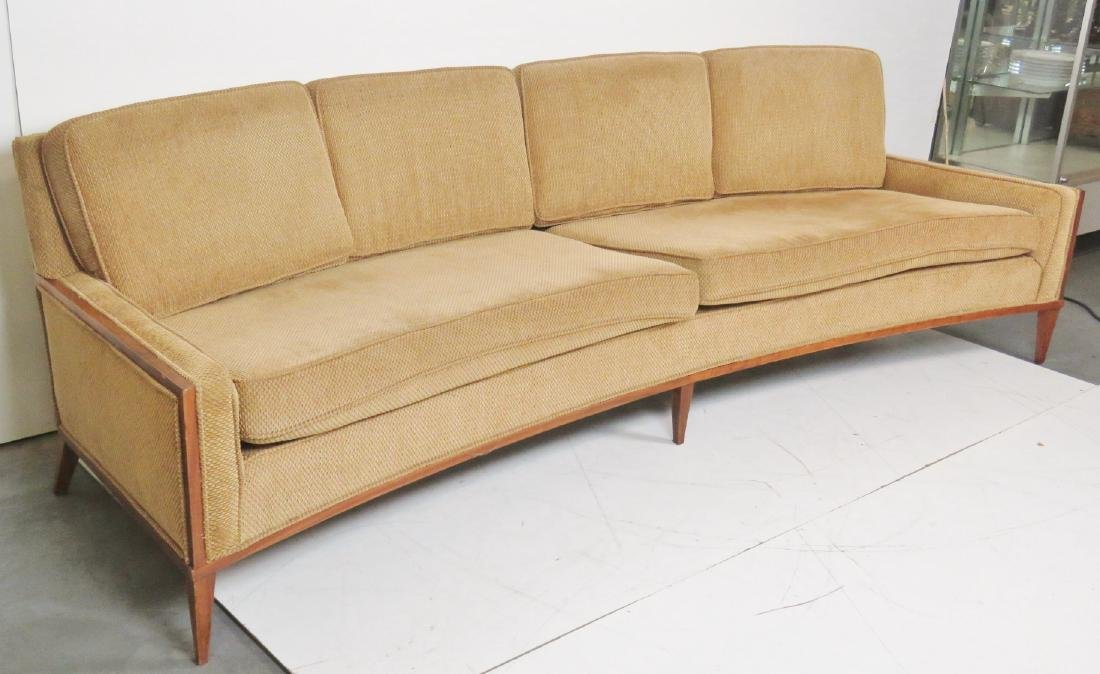 PAUL MCCOBB UPHOLSTERED SOFA - 2