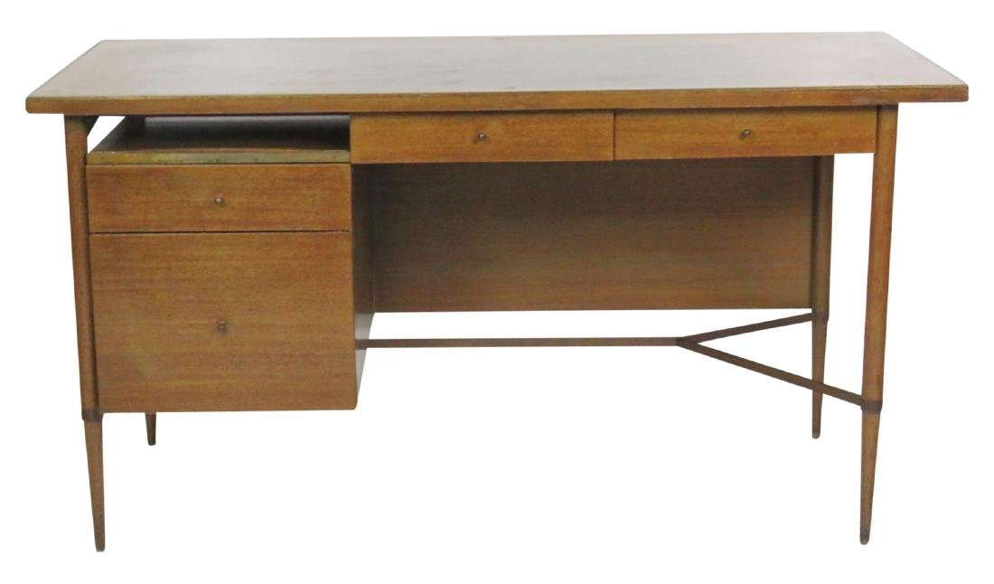 PAUL MCCOBB MODERN DESIGN DESK