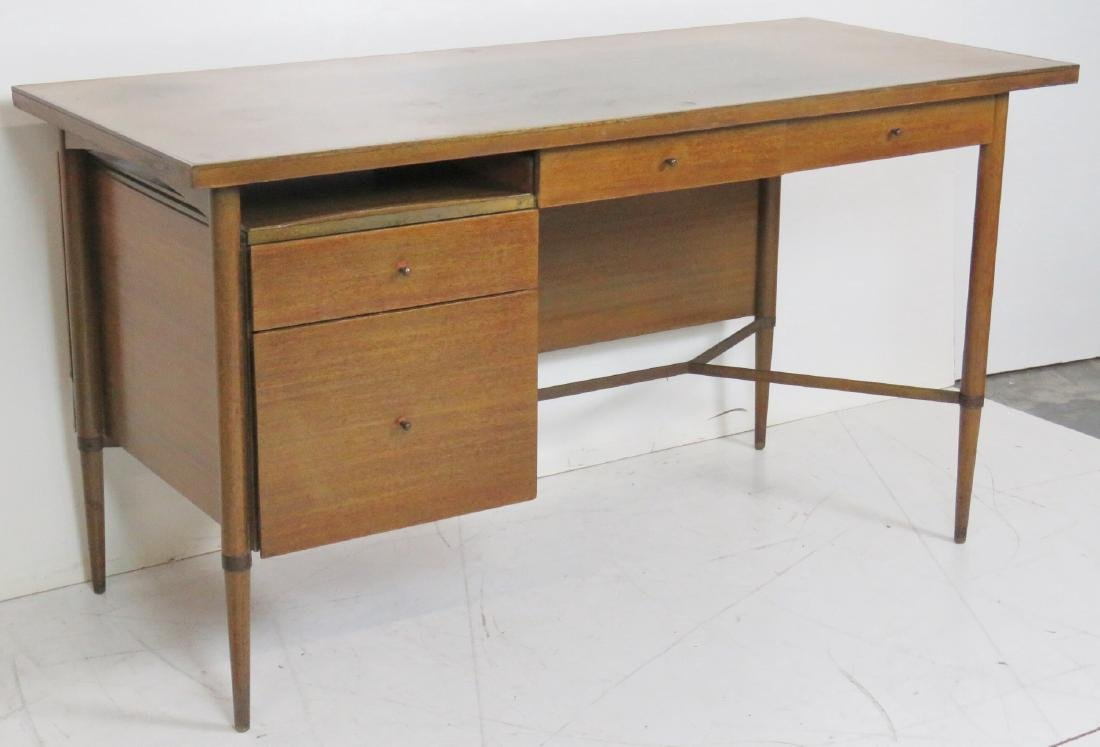 PAUL MCCOBB MODERN DESIGN DESK - 2