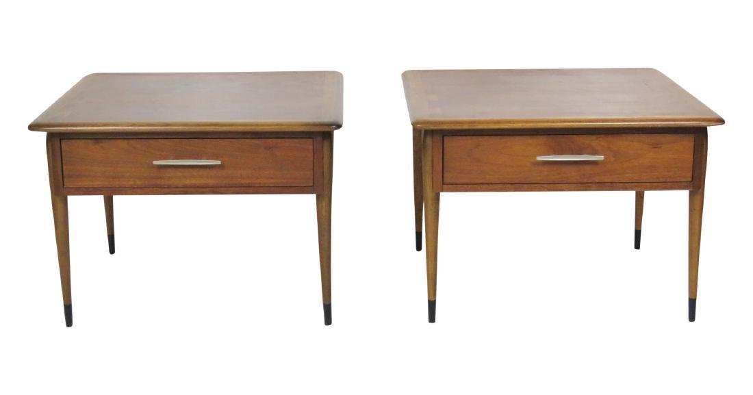 LANE MODERN DESIGN END TABLES