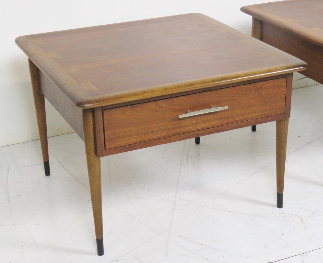 LANE MODERN DESIGN END TABLES - 2