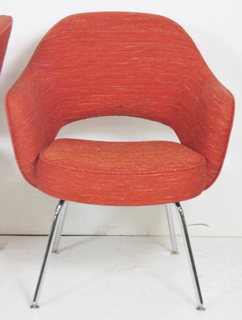 Pair SAARINEN for KNOLL EXECUTIVE CHAIRS - 2