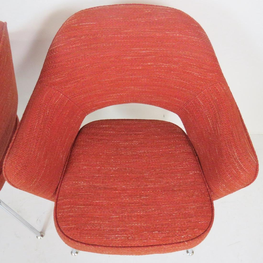 Pair SAARINEN for KNOLL EXECUTIVE CHAIRS - 4