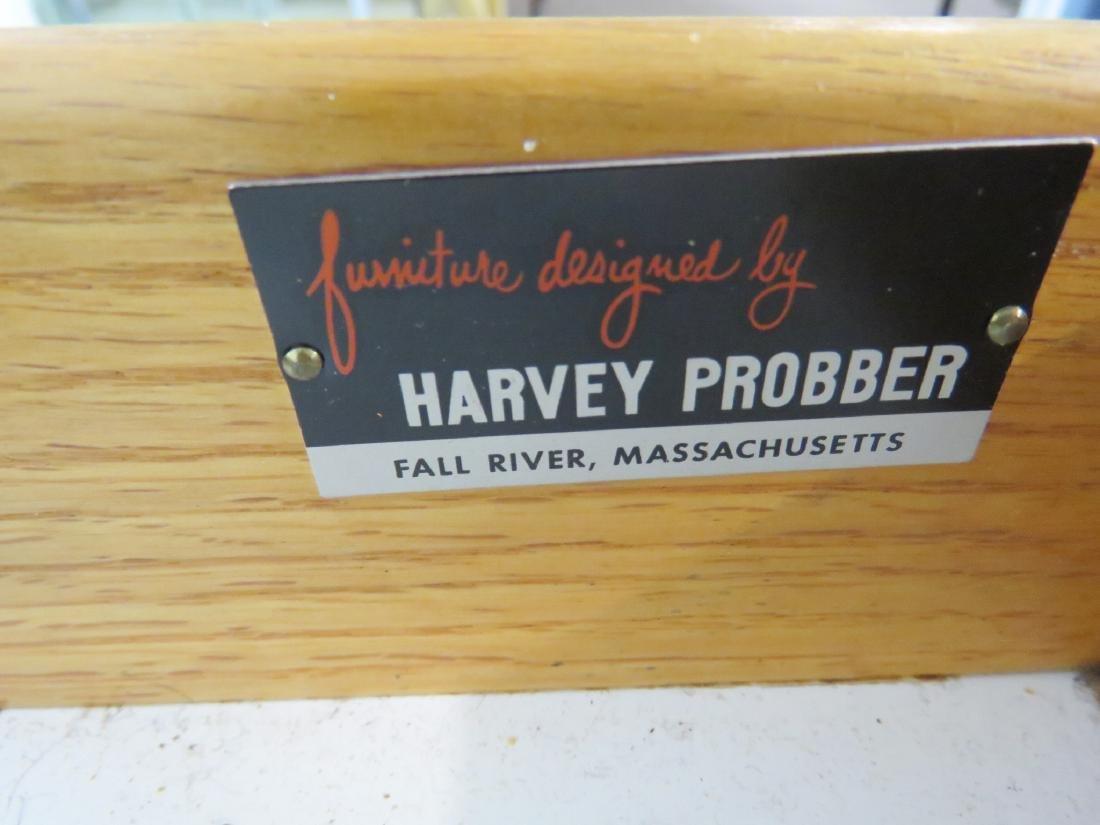 HARVEY PROBBER EBONIZED & WALNUT SIDEBOARD - 7