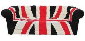 Union Jack Chesterfield Sofa