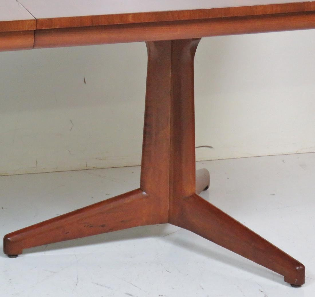 ROBS JOHN GIBBINGS for WIDDICOMB BANDED DINING TABLE - 2