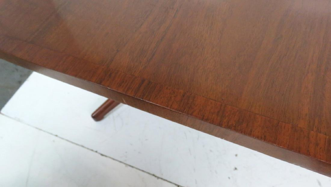 ROBS JOHN GIBBINGS for WIDDICOMB BANDED DINING TABLE - 7
