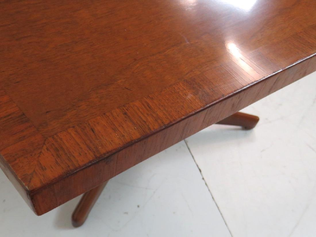 ROBS JOHN GIBBINGS for WIDDICOMB BANDED DINING TABLE - 9