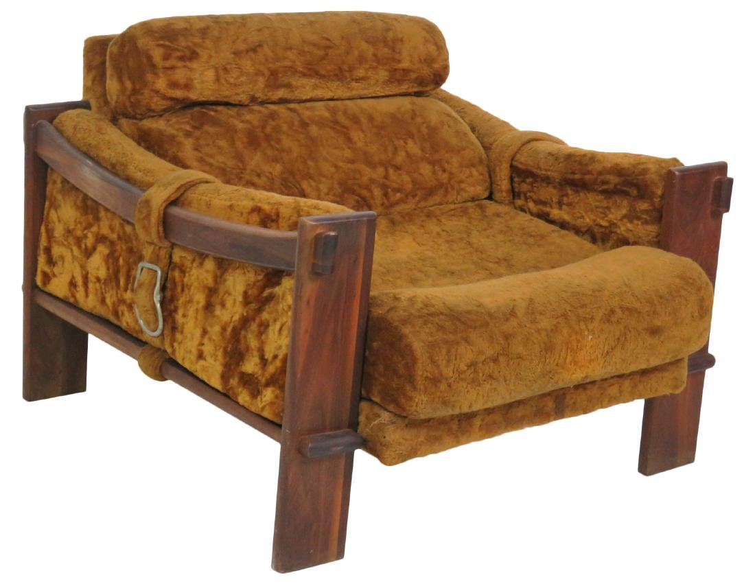 ADRIAN PEARSALL for CRAFT ASSOCIATES LOUNGE CHAIR