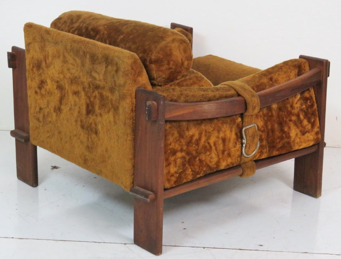 ADRIAN PEARSALL for CRAFT ASSOCIATES LOUNGE CHAIR - 5