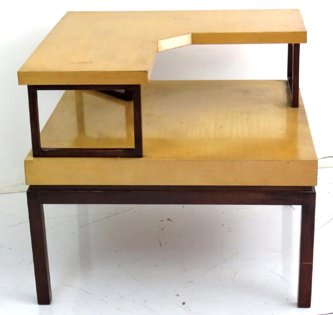 PAUL FRANKL CORNER TABLE - 2