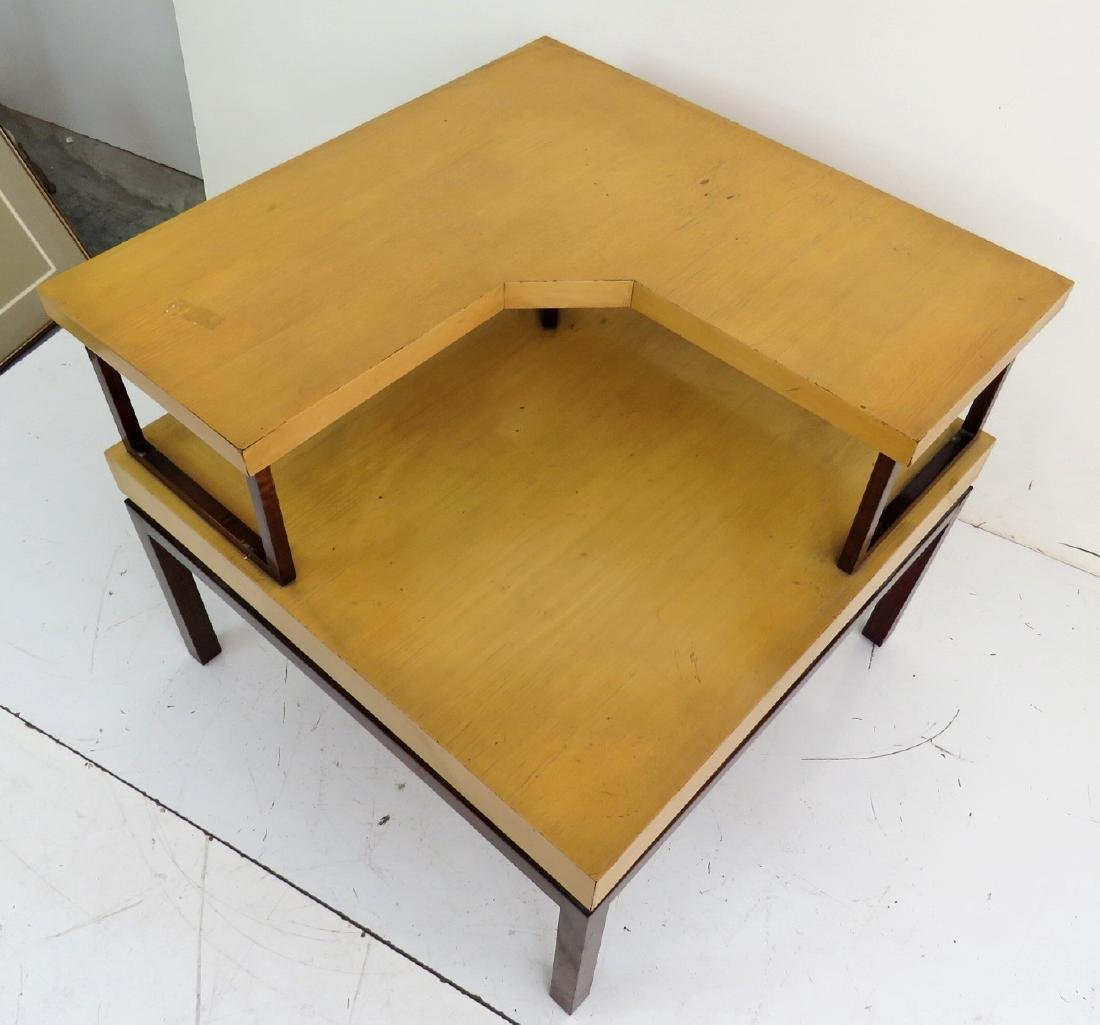 PAUL FRANKL CORNER TABLE - 3