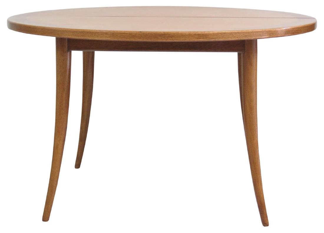 HARVEY PROBBER WALNUT DINING TABLE