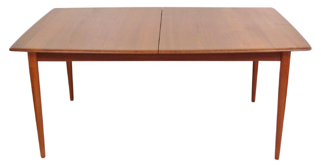 ERIC BUCK DANISH MODERN DINING TABLE