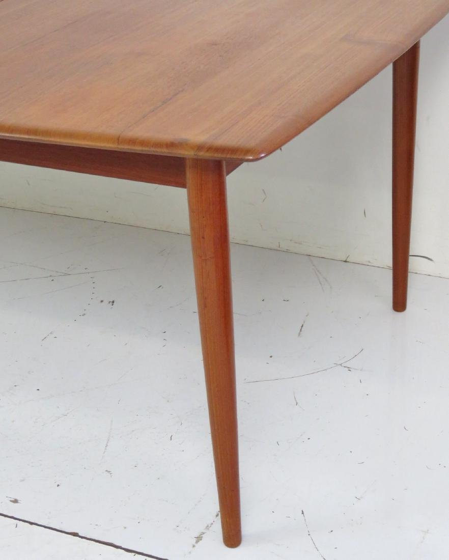 ERIC BUCK DANISH MODERN DINING TABLE - 3