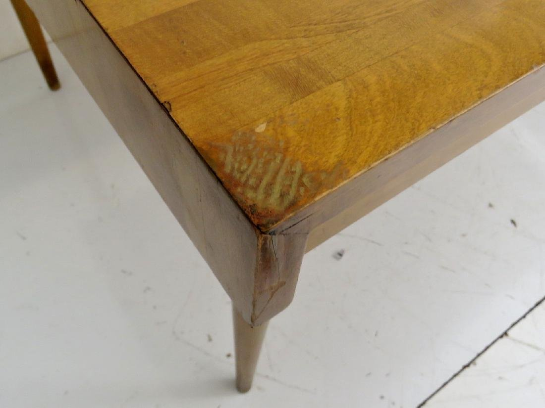 EDMUND SPENCE DINING TABLE - 5