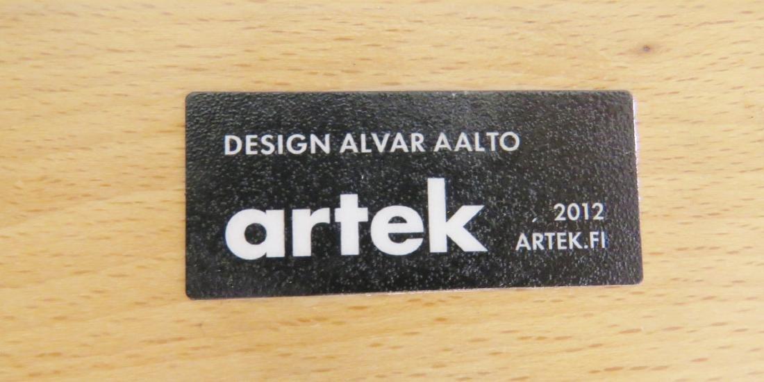 ALVAR AALTO for ARTEK CHAISE LOUNGE - 8