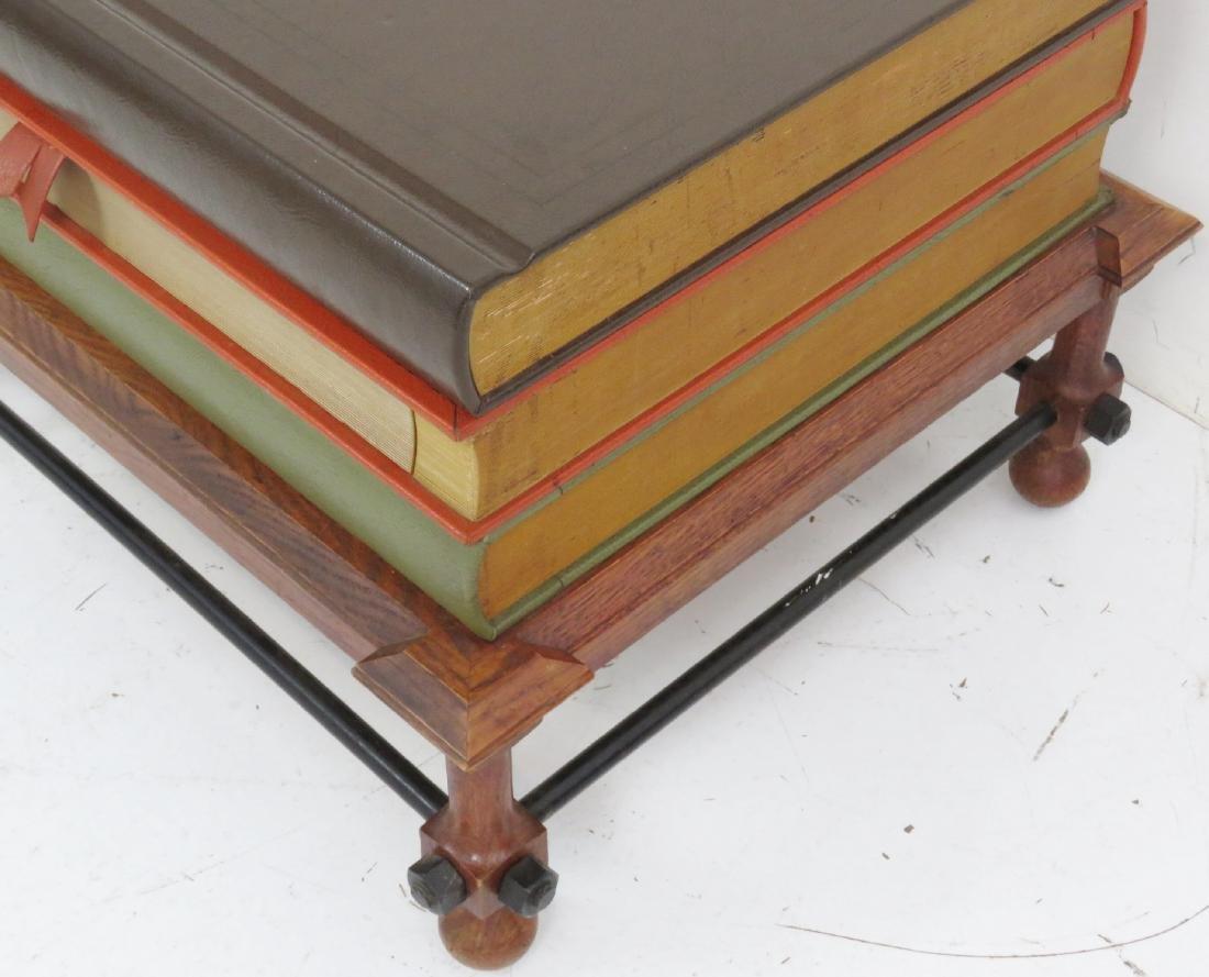 JOHN DICKERSON DESIGN BOOKFORM TABLE - 2