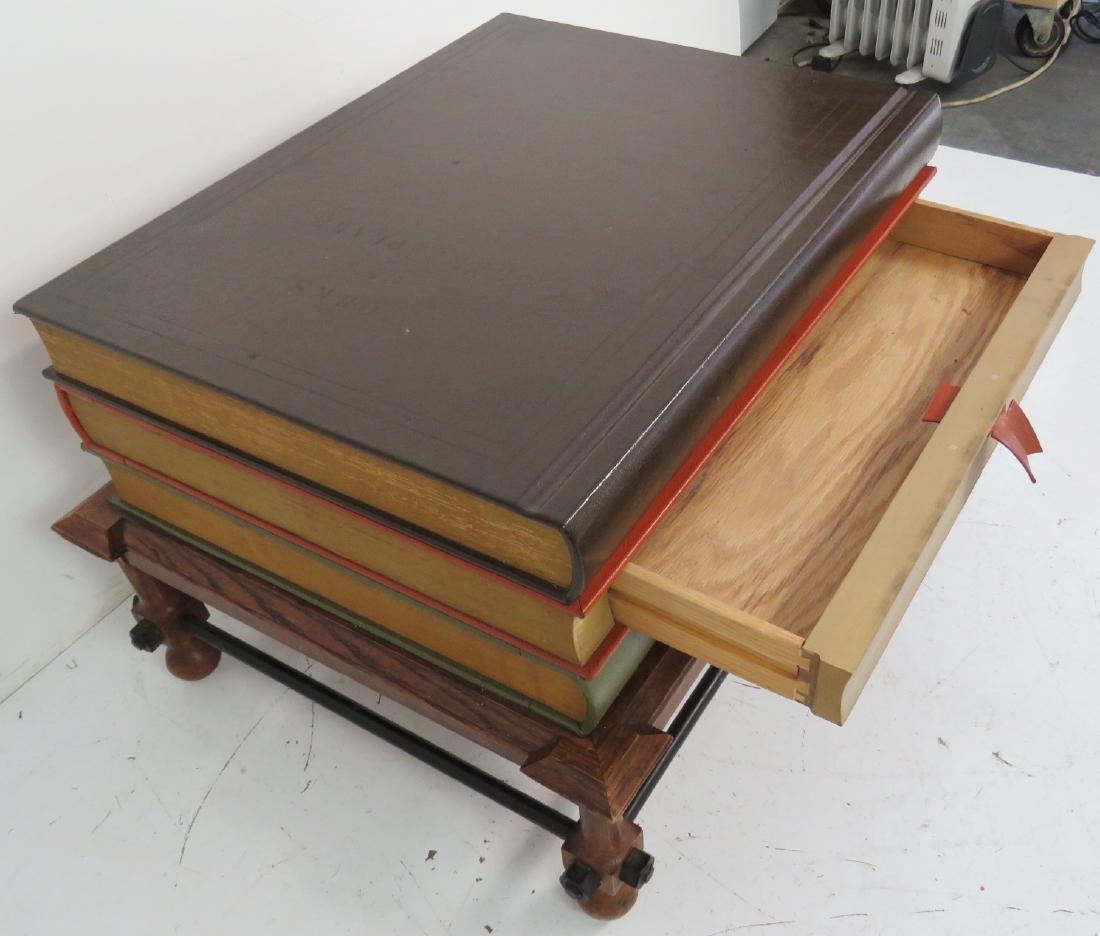 JOHN DICKERSON DESIGN BOOKFORM TABLE - 4