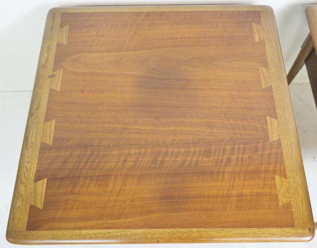 Pair MODERN DESIGN LANE END TABLES - 4