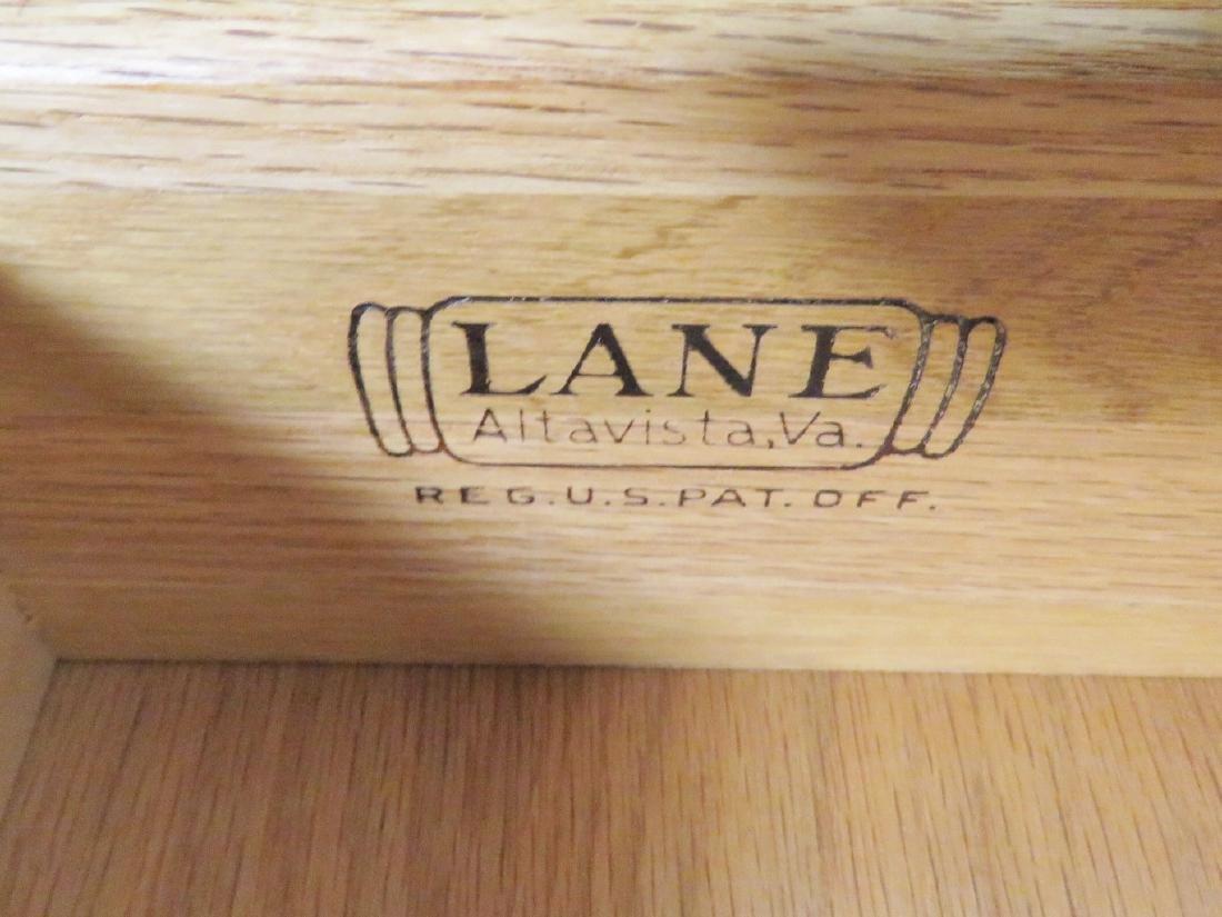 Pair MODERN DESIGN LANE END TABLES - 5