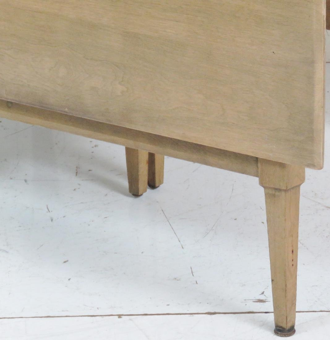 HAYWOOD WAKEFIELD MODERN DESIGN DROP LEAF TABLE - 2