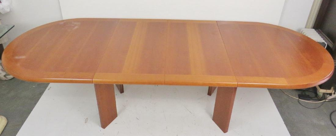 SKOVBY DANISH MODERN DINING TABLE - 6