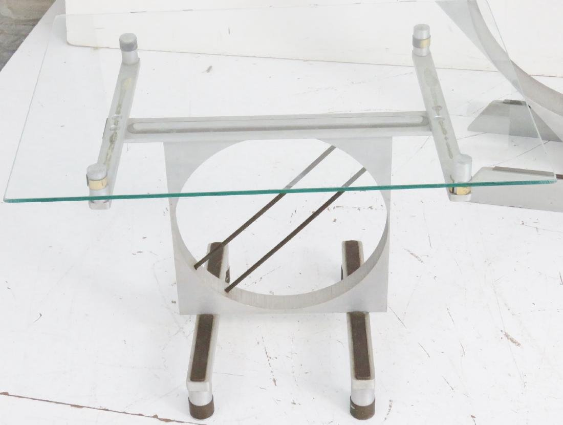 3 STUDIO MID CENTURY MODERN TABLES - 2