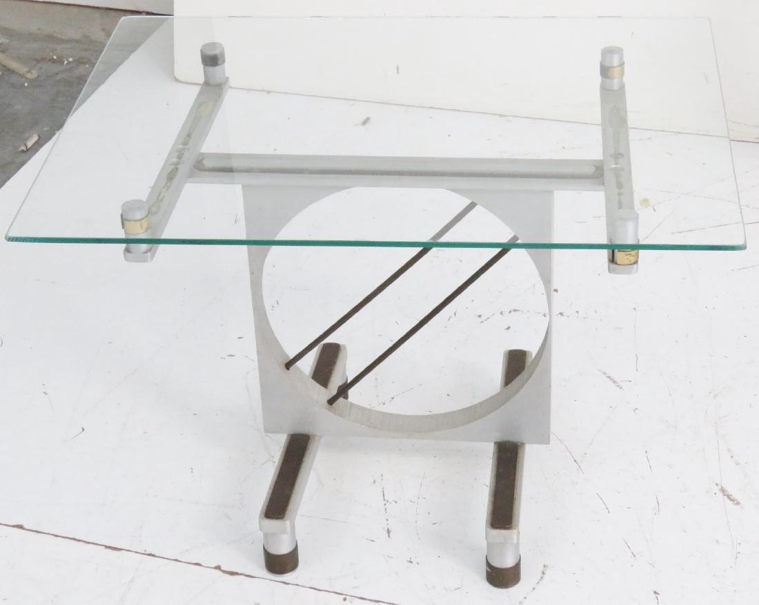 3 STUDIO MID CENTURY MODERN TABLES - 4