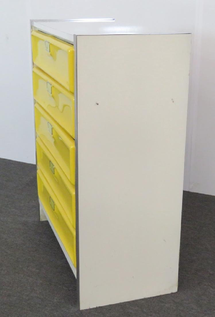 RAYMOND LOEWY STYLE CHEST OF DRAWERS - 3