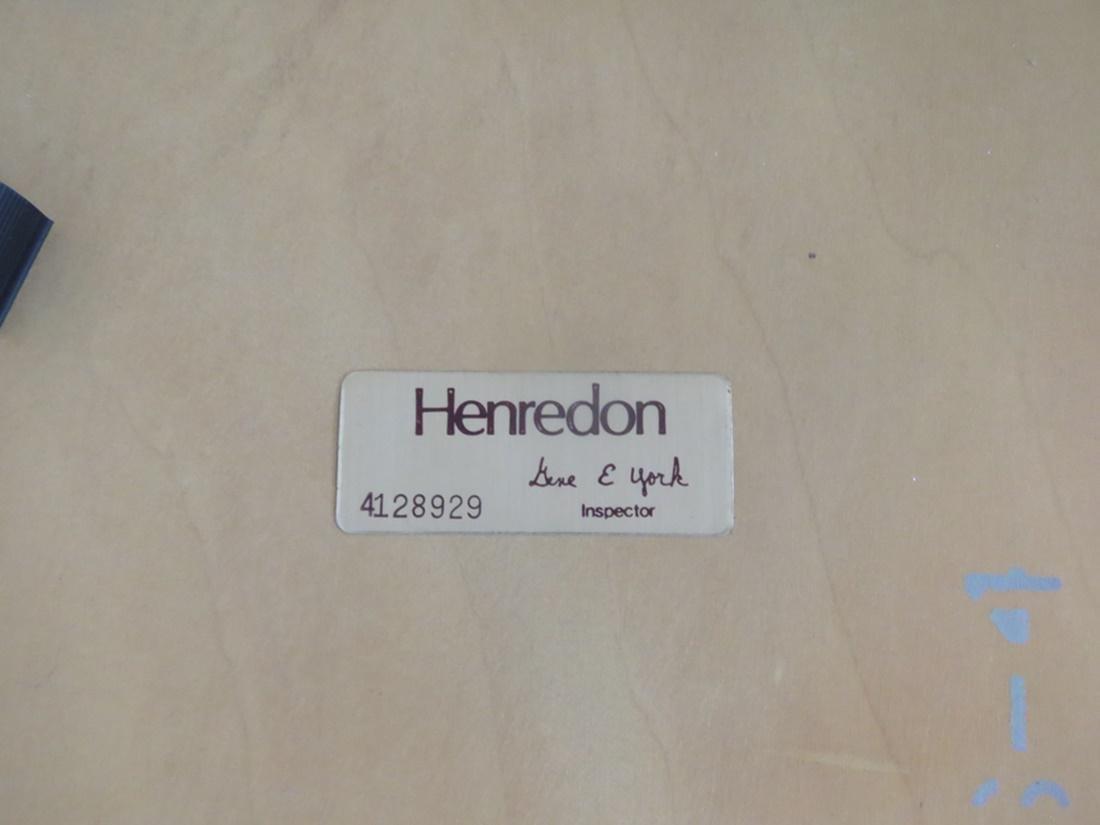 Pair BAUGHMAN INSPIRED HENREDON BURL WALNUT END TABLES - 3