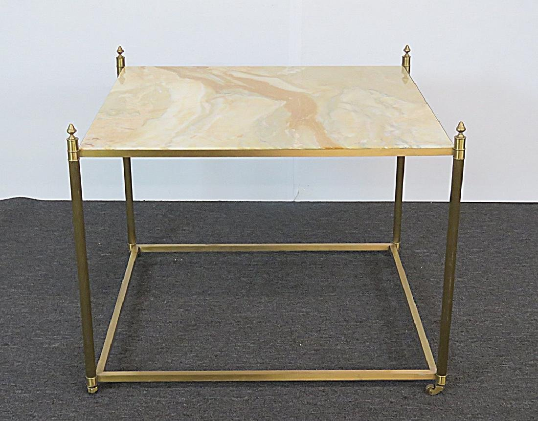 DIRECTOIRE STYLE ONYX TOP TABLE - 2