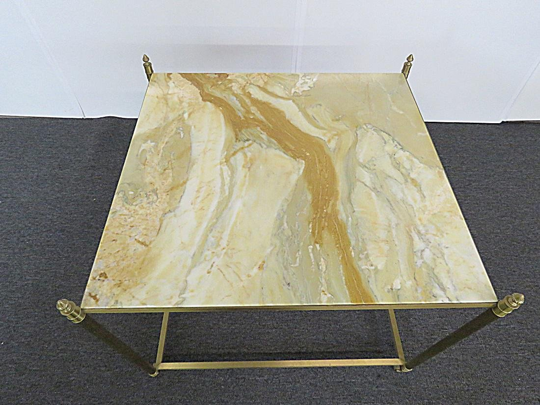 DIRECTOIRE STYLE ONYX TOP TABLE - 3