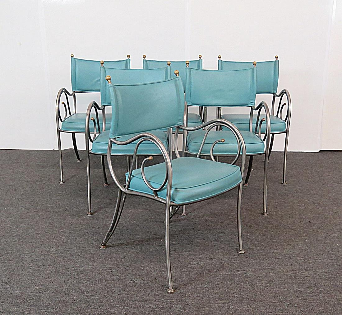 6 DIRECTOIRE CHAIRS BY SHAVER-HOWARD INC. - 4