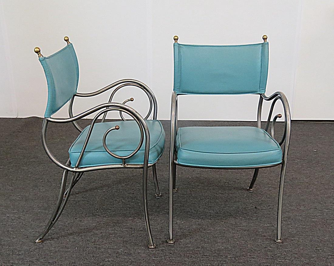 6 DIRECTOIRE CHAIRS BY SHAVER-HOWARD INC. - 5
