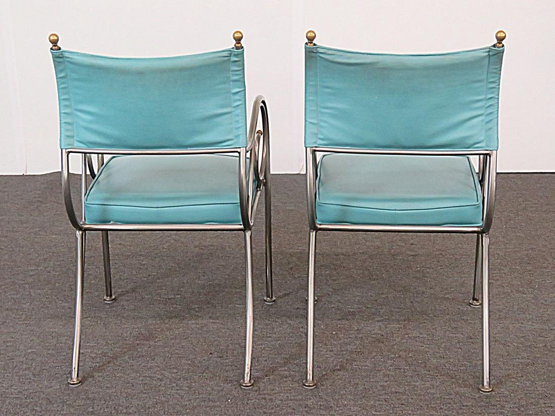 6 DIRECTOIRE CHAIRS BY SHAVER-HOWARD INC. - 6