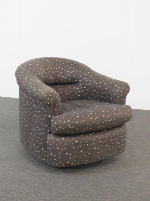 MILO BAUGHMAN FOR PREVIEW SWIVEL CHAIR - 2