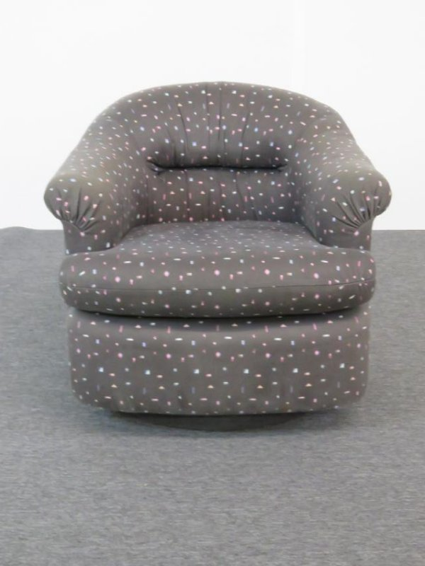 MILO BAUGHMAN FOR PREVIEW SWIVEL CHAIR - 3