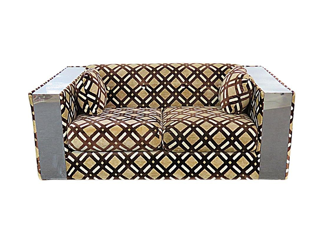 PAUL EVANS FOR DIRECTIONAL LOVE SEAT